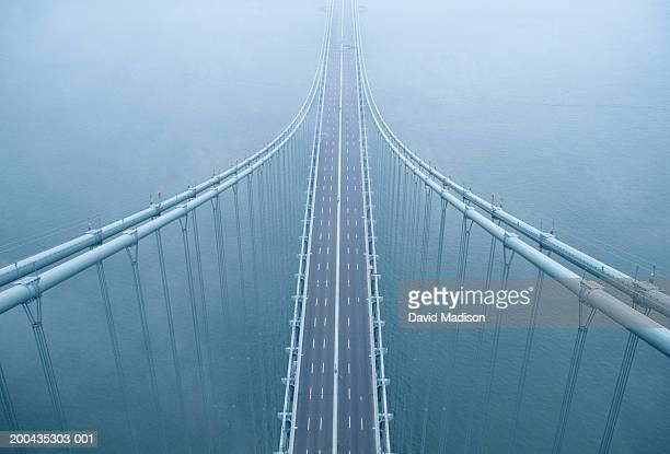 USA, New York, New York City, Brooklyn, Verrazano-Narrows Bridge