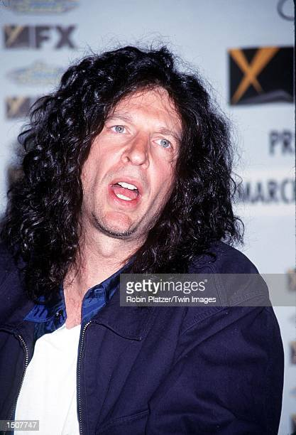 New York NY Howard Stern at the press conference for Son Of The Beach FX's new original halfhour comedy series from Howard Stern Productions...
