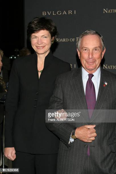 New York NY Jan 9 2007 Mayor Michael Bloomberg at the 2006 National Board of Review Awards Gala half length smile Frank Albertson
