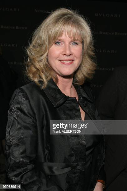 New York NY Jan 9 2007 Tipper Gore at the 2006 National Board of Review Awards Gala half length smile eye contact Frank Albertson