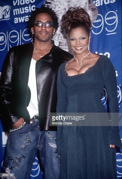 New York NY Janet Jackson at the MTV Video Music Awards Photo by Brenda Chase/Online USA Inc