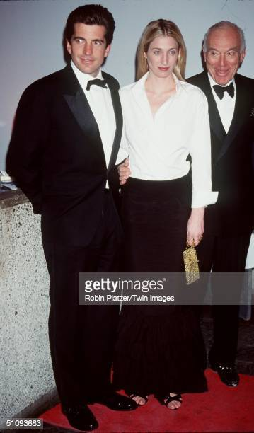 Carolyn Bessette Kennedy Pictures And Photos Getty Images