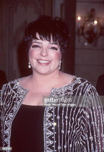 New York NY Liza Minnelli at the Pierre Hotel for the Drama League's Salute to Liza Minnelli Photo by Robin Platzer/Twin Images/Online USA Inc