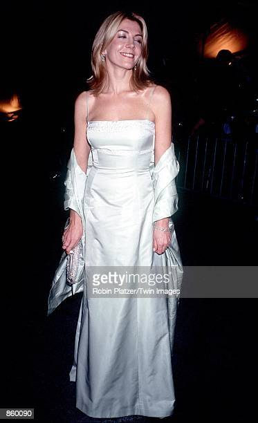 New York NY Natasha Richardson at the Metropolitan Museum of Art for the Costume Institute Gala Photo by Robin Platzer/Twin Images/Online USA Inc