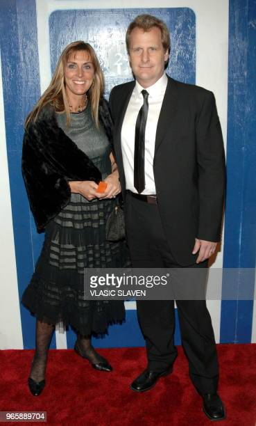 Actor Jeff Daniels and wife Kathleen attend the IFP's 15th Annual Gotham Awards which celebrates the authentic voices behind and in front of the...