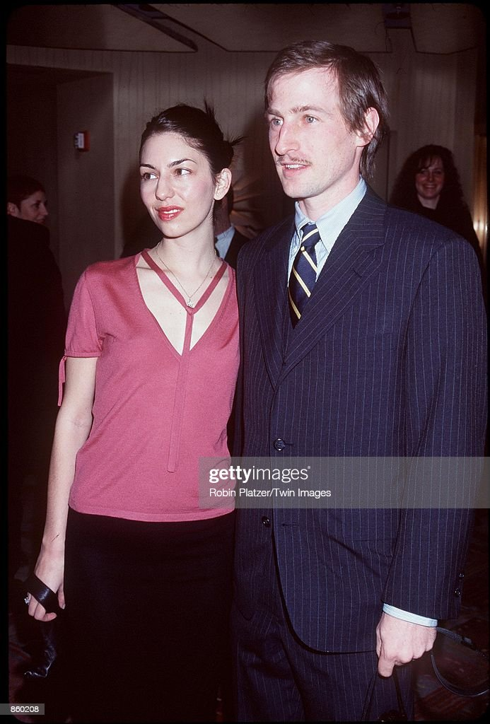 New York, NY  Sofia Coppola with husband Spike Jonze at the 65th