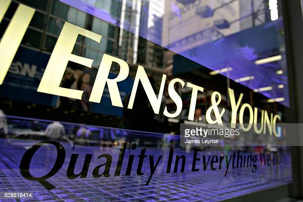 New York offices of Ernst Young at 5 Times Square