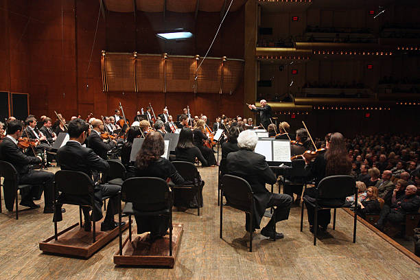 new york philharmonic pictures getty images