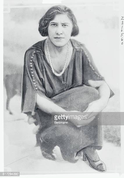 New York Photo shows an informal photograph taken of the colored bride of Leonard Kip Rhinelander scion of a wealthy New York family taken by a...