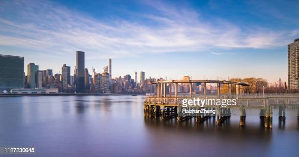 new york - long island city stock photos and pictures