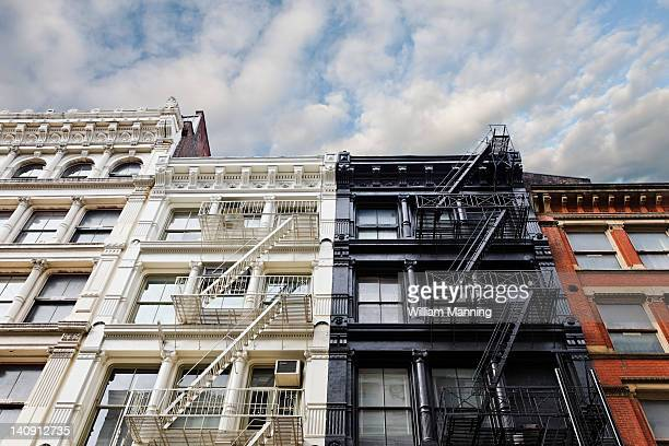 new york - soho new york stock pictures, royalty-free photos & images