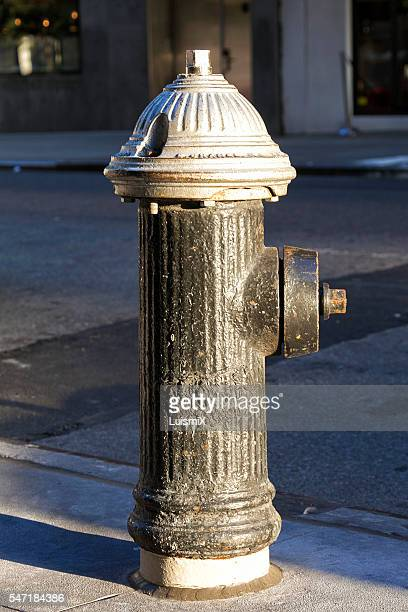 new york - fire hydrant stock pictures, royalty-free photos & images