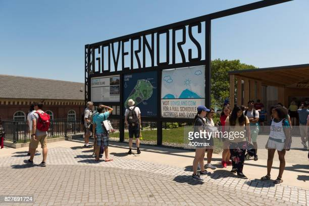 new york - governors island stock pictures, royalty-free photos & images