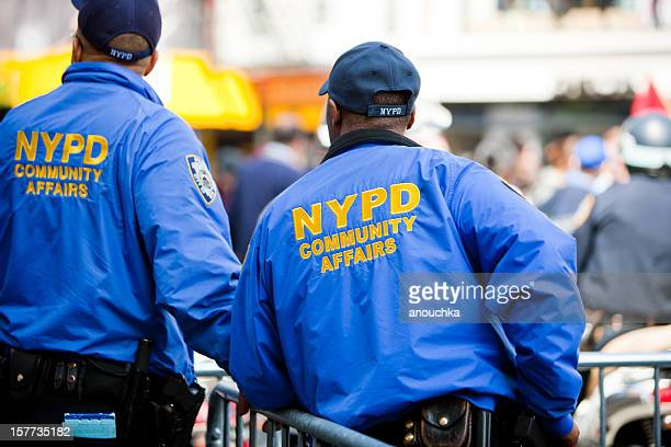 New York Police Community Affairs, USA
