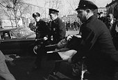 New york police officers remove the body of malcolm x from the in picture id515493932?s=170x170