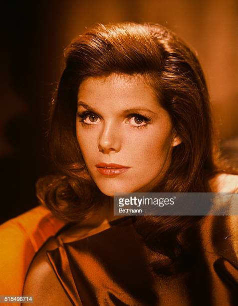 New York Portrait of actress Samantha Eggar