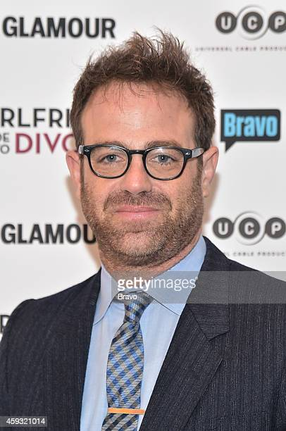 DIVORCE New York Premiere Party at The Crosby Hotel on Thursday November 20 2014 Pictured Paul Adelstein