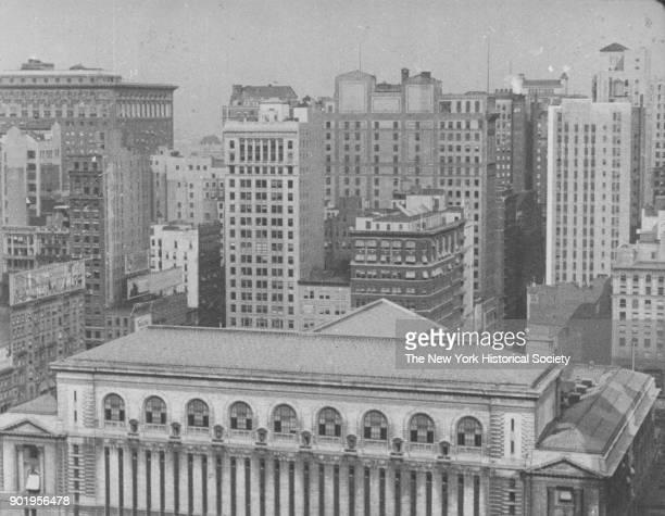 New York Public Library New York New York 1929
