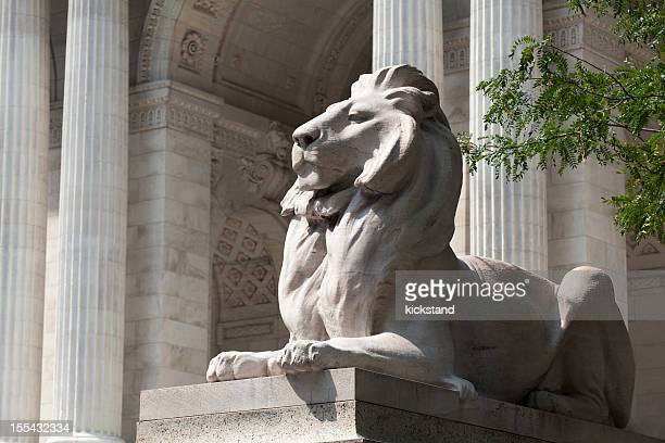 new york public library - new york public library stock pictures, royalty-free photos & images