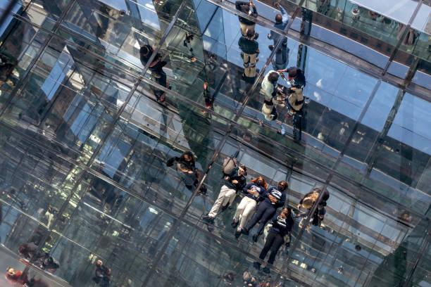 NY: Summit One Vanderbilt Observation Deck Opens To Public