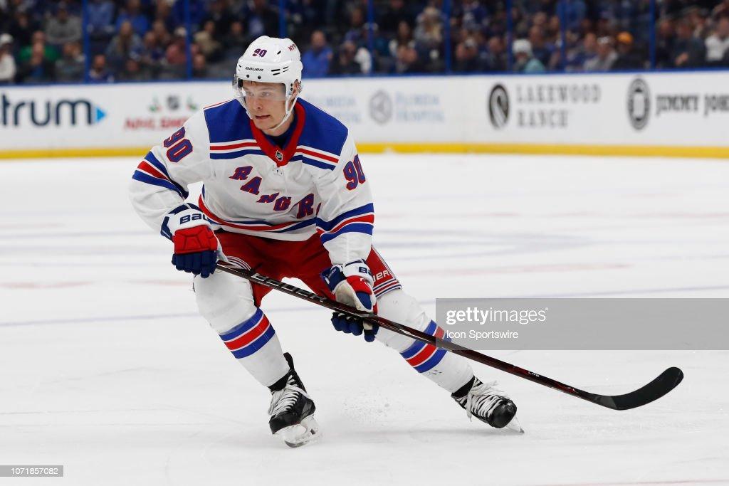 NHL: DEC 10 Rangers at Lightning : News Photo