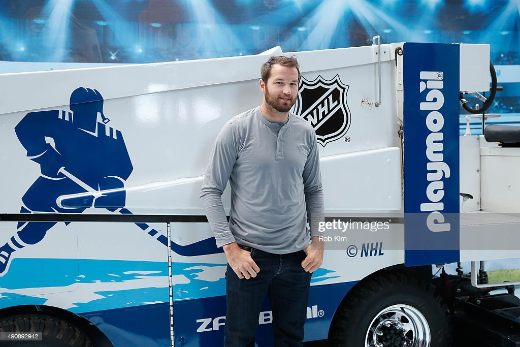 PLAYMOBIL Unveils New NHL Toy Line With New York Rangers Star Rick Nash