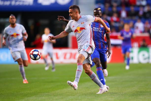 SOCCER: APR 27 MLS - FC Cincinnati at New York Red Bulls