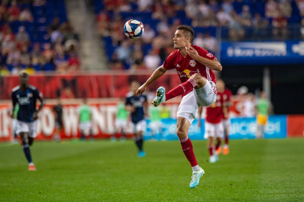 SOCCER: AUG 17 MLS - New England Revolution at New York Red Bulls