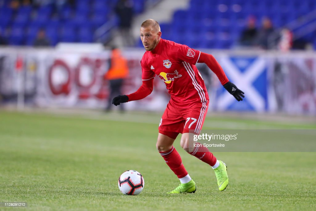 SOCCER: FEB 27 CONCACAF Champions League Round of 16 - New York Red Bulls Atletico Pantoja : News Photo