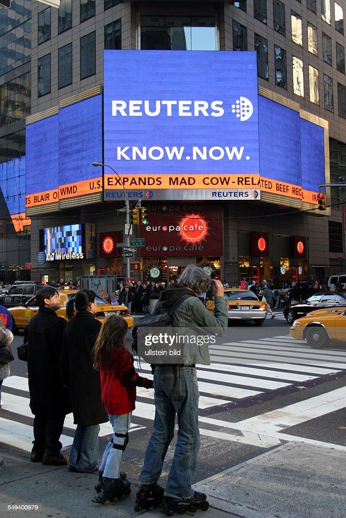 Reuters News Ticker