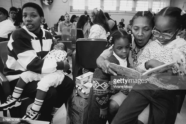Rikers Island Incarcerated Mothers And Children