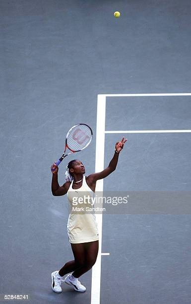 New York; Serena WILLIAMS/USA