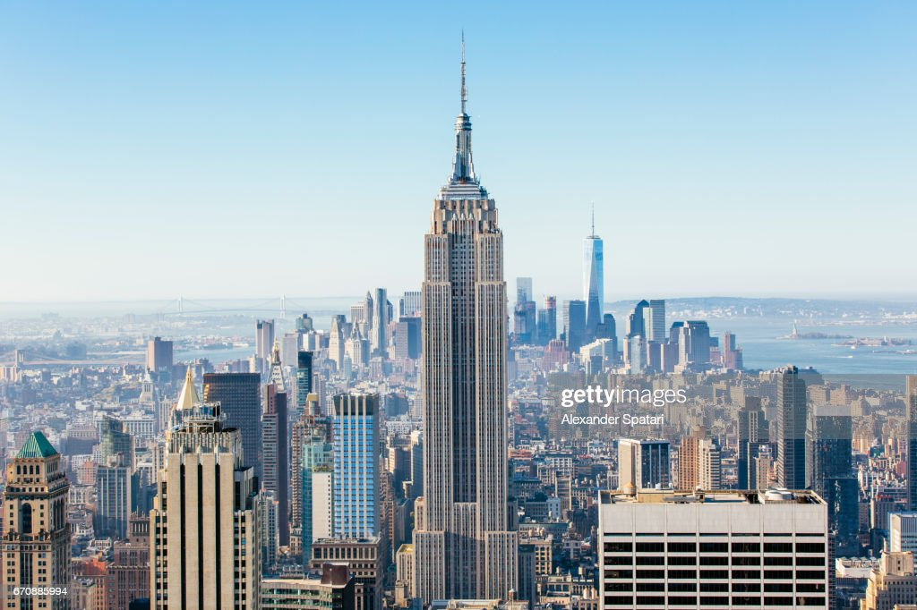 Empire State Building Stock Photos And Pictures Getty Images