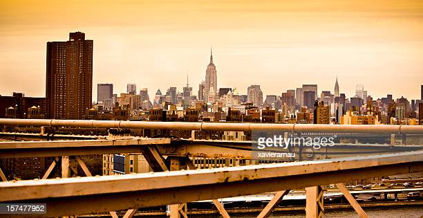 new york skyline - metropolitan museum of art new york city stock pictures, royalty-free photos & images