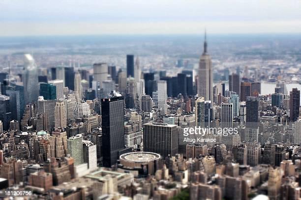 new york skyline - altug karakoc - fotografias e filmes do acervo