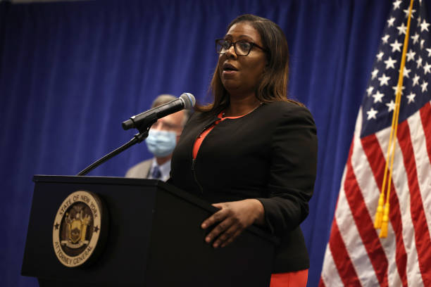 NY: NY Attorney General Letitia James Sues National Rifle Association
