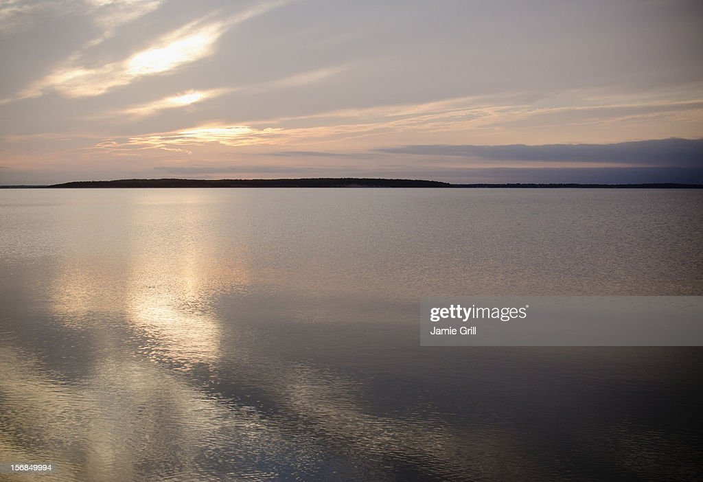USA, New York State, East Hampton, Seascape : Stock Photo