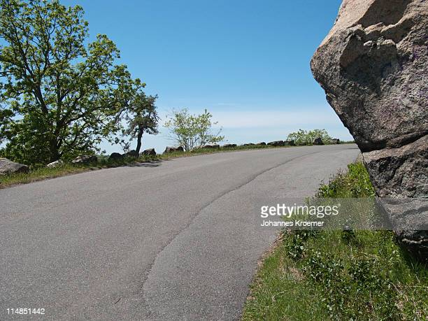 usa, new york state, mountain road - state stock pictures, royalty-free photos & images