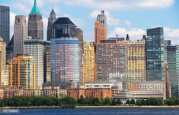 USA, New York State, New York City, Battery Park