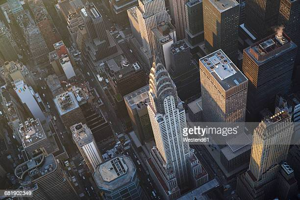 usa, new york state, new york city, chrysler building - chrysler building stock pictures, royalty-free photos & images
