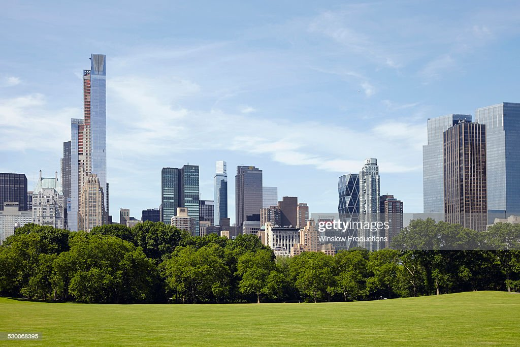 USA, New York State, New York City, City skyline : Stock Photo