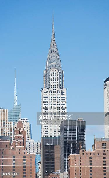 USA, New York State, New York City, Manhattan, Chrysler Building