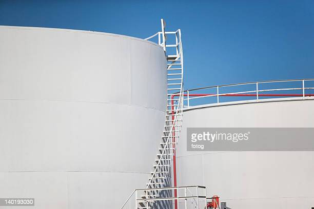 usa, new york state, new york city, oil tank - fuel storage tank stock photos and pictures