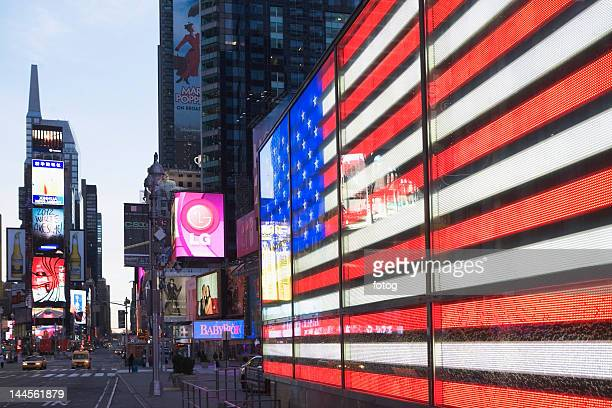 USA, New York State, New York City, Times Square
