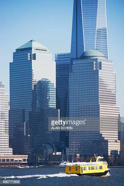 USA, New York State, New York City, View of Manhattan
