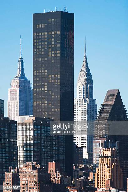 Trump World Tower Stock Photos And Pictures Getty Images