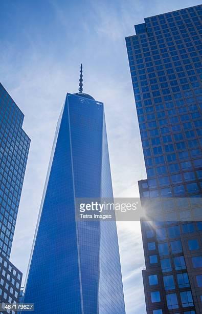 USA, New York State, New York City, World Trade Center, Freedom Tower
