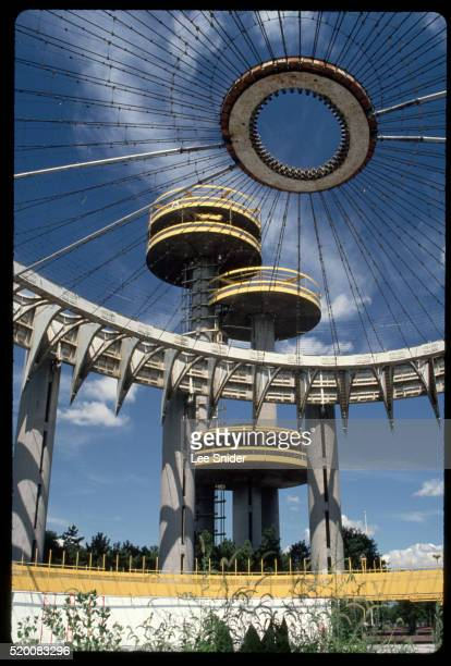 New York State Pavilion From 1964-1965 World's Fair