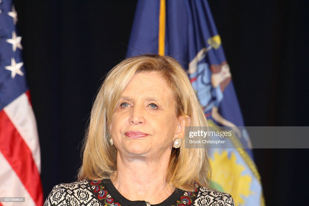 New York State Represenative U.S. Vice President Joe Biden attends a rally for paid family leave with U.S. Vice President Joe Biden and NY Governor Andrew Cuomo who also delivered remarks on economy on January 29, 2016 in New York City.