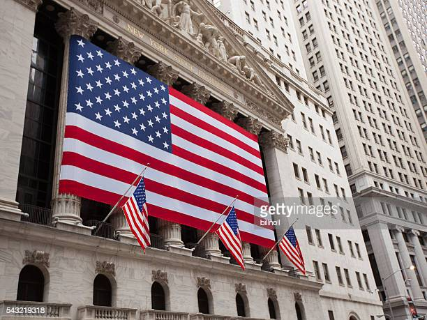 New York Stock Exchange building exterior